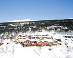Vinter Hotell Tänndalen